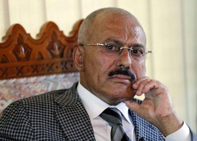 صالح يدعو السعودية للحوار والتفاهم