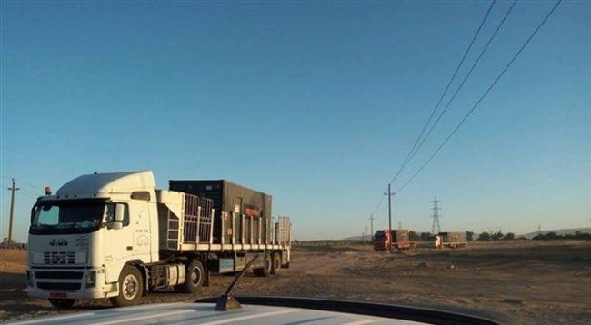 جهود قبلية تنجح في الإفراج عن 16 قاطرة تحمل مولدات كهربائية في مأرب