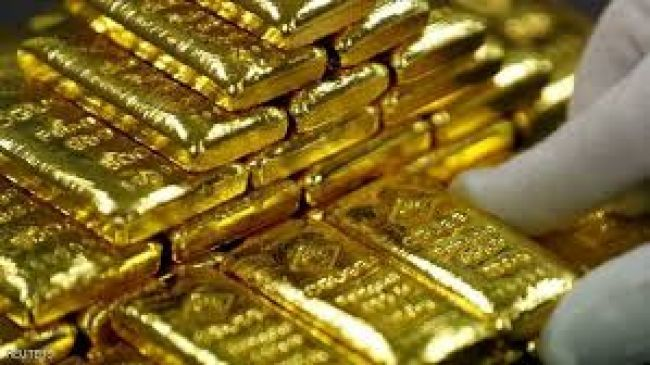 تراجع اسعارالذهب بفعل صعود الدولار