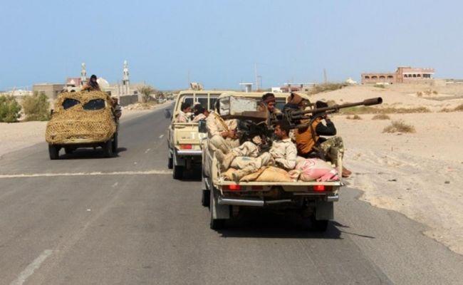 """قوات الجيش الوطني تقترب من شارع التسعين في مدينة """"الحديدة"""""""