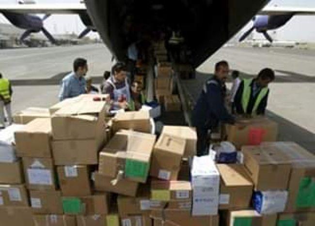 هيئة الإغاثة التركية توزع مساعدات إنسانية على 13 ألف يمني