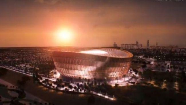 قطر تكشف عن أيقونة ملاعب مونديال 2022
