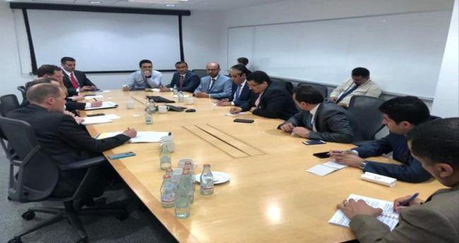 البنك المركزي يتفق مع الخزانة الأمريكية على تأهيل البنوك اليمنية ومعاقبة مخالفي قوانين غسيل الأموال وممولي الارهاب