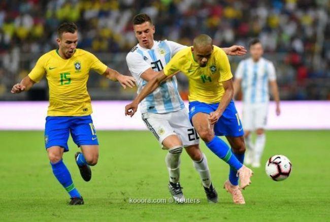 كلاسيكو الأرجنتين والبرازيل.. ضرب وتلاعب ومياه مقدسة