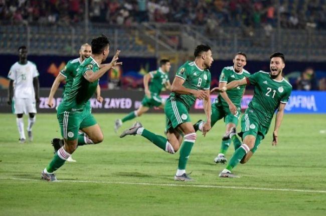 الجزائر تسعى لعبور غينيا في ثمن النهائي في أمم إفريقيا