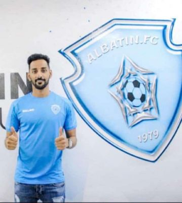 إحتراف لاعب يمني بالدوري السعودي لكرة القدم