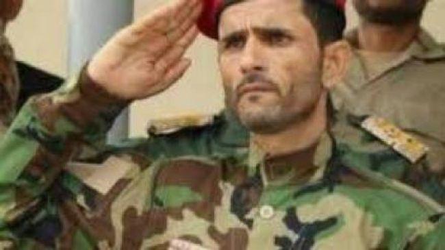 """تعيين قائد للواء الأول دعم واسناد حلفاً للشهيد """"أبو اليمامة"""""""