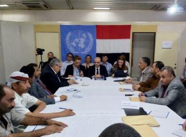 الكشف عن أبرز نقاط الإتفاق التي خرج بها إجتماع الحديدة بين القوات المشتركة والحوثيين