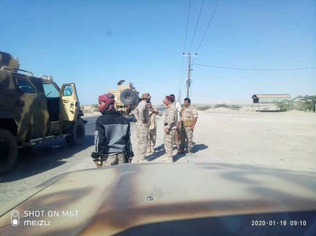 قوات سعودية كبيرة في طريقها إلى العاصمة المؤقته عدن