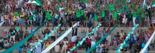شعب حضرموت يتأهل إلى نصف نهائي الدوري التنشيطي