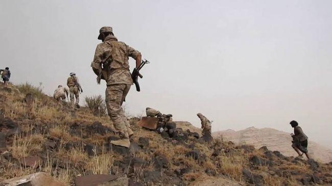 تقدم كبير للجيش غرب مأرب