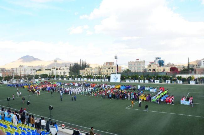 نادي وحدة صنعاء يدشن ملتقاه الشتوي الثالث