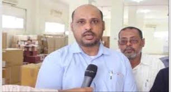 وزارة الصحه تنعي وفاة وكيل الوزارة الدكتور رياض الجريري
