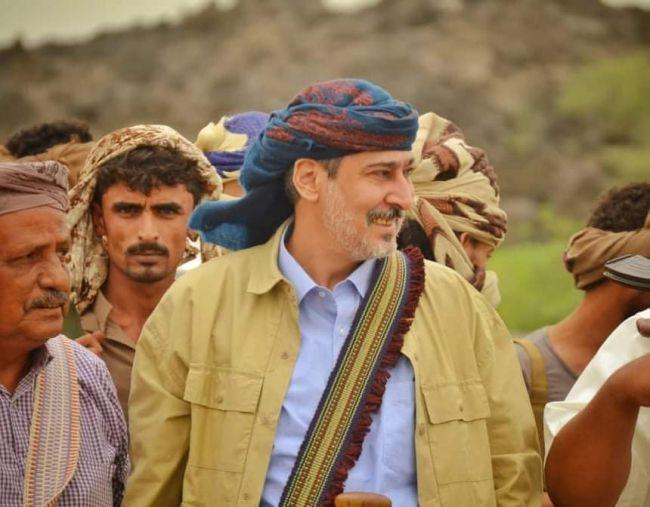 الفضلي: منشأة بلحاف منشأة اقتصادية تهم كل اليمن لا شبوة فحسب وعلى جميع مسؤولي الدولة أن يحذو حذو مواقف المحافظ بن عديو