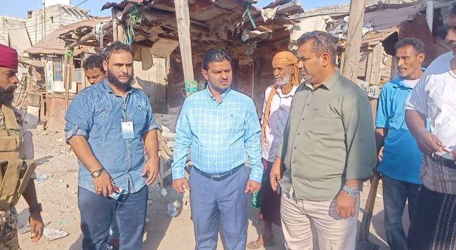 مؤسسة إعمار الشبابية تدشن مبادرة لأعاد إعمار عدن
