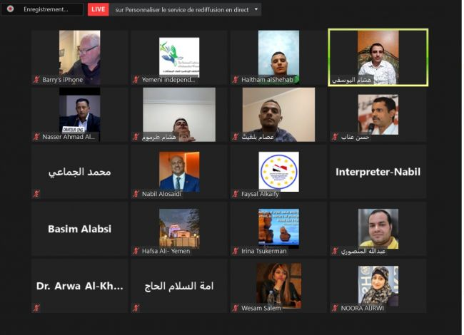 في ندوة بمناسبة اليوم العالمي لحرية الصحافة: صحفيون ناجون من سجون الحوثي يروون تفاصيل تعذيبهم