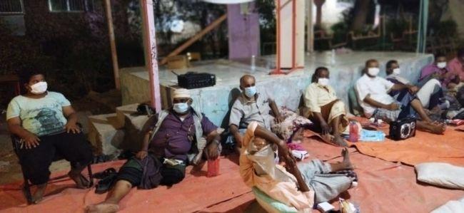 منتدى الحسيني بلحج ينظم أمسية رمضانية توعوية حول وباء كورونا