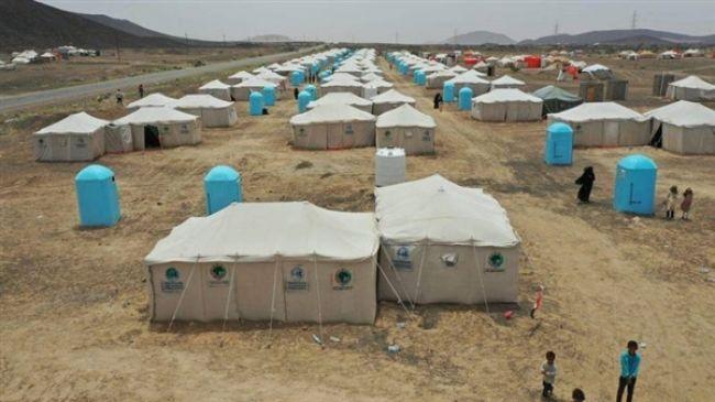 دعوة هامة للمنظمات الدولية بشأن النازحين والمدنيين في مارب