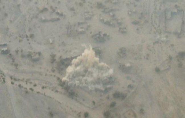 مليشيا الحوثي تفجّر منزل قائد قوات شرطة النجدة في مأرب