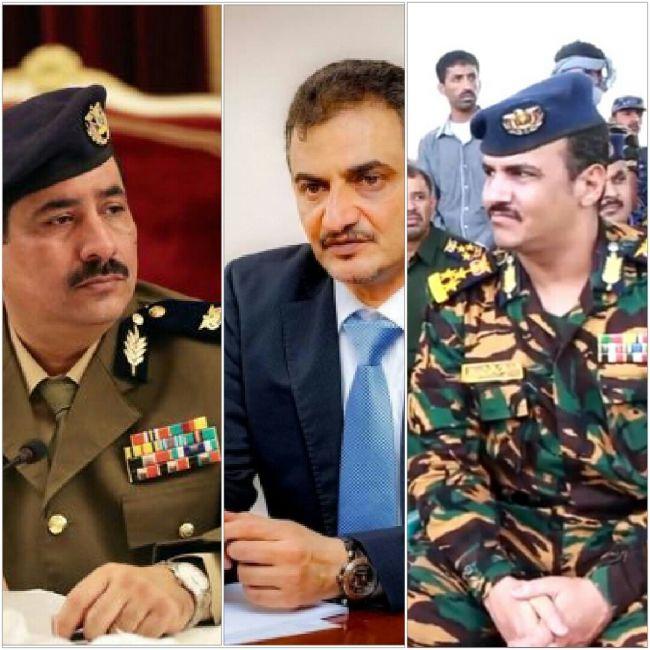 العميد المحثوثي يهنئ وزير الداخلية ومحافظ عدن رئيس اللجنة الأمنية بحلول الذكرى 58 لثورة 14 أكتوبر