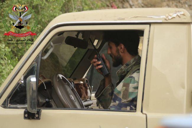 قائد جبهة خوره: مرابطون على حدود البيضاء التي لن يستمر بقاؤها مع الحوثيين طويلا.